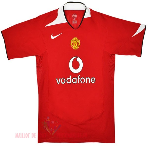Maillot Om Pas Cher Nike DomiChili Maillot Manchester United Vintage 2005 2006 Rouge