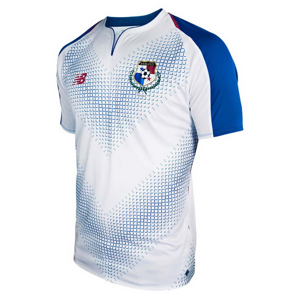 Maillot Om Pas Cher New Balance Exterieur Maillots Panama 2018 Blanc