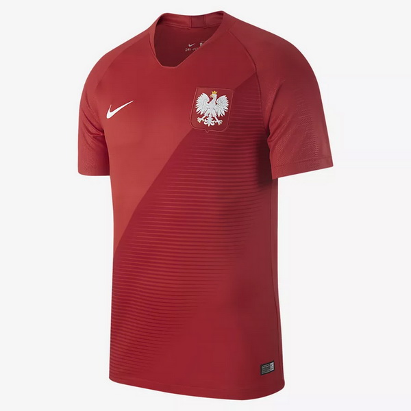 Maillot Om Pas Cher Nike Exterieur Maillots Pologne 2018 Rouge