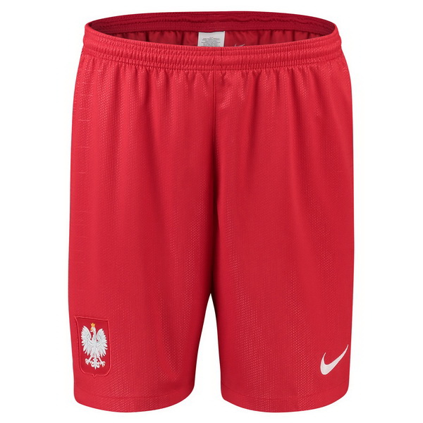 Maillot Om Pas Cher Nike Exterieur Shorts Pologne 2018 Rouge