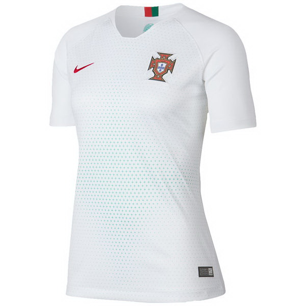 Maillot Om Pas Cher Nike Exterieur Maillots Femme Portugal 2018 Blanc