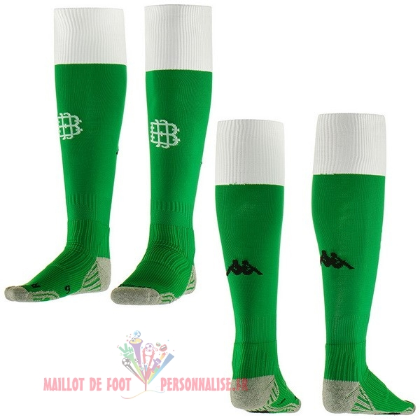 Maillot Om Pas Cher Kappa Domicile Chaussettes Real Betis 2018-2019 Vert