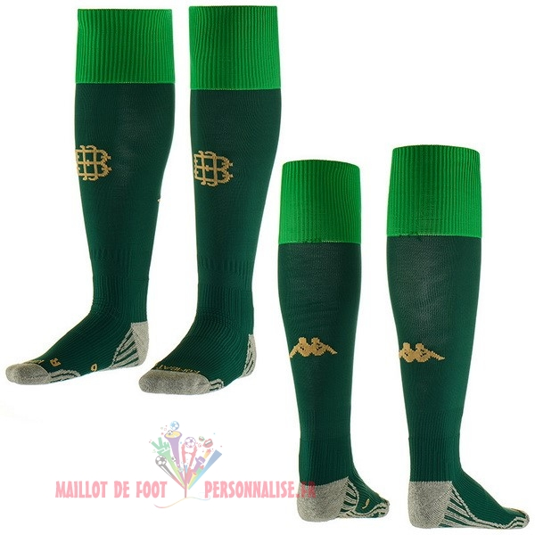 Maillot Om Pas Cher Kappa Exterieur Chaussettes Real Betis 2018-2019 Vert