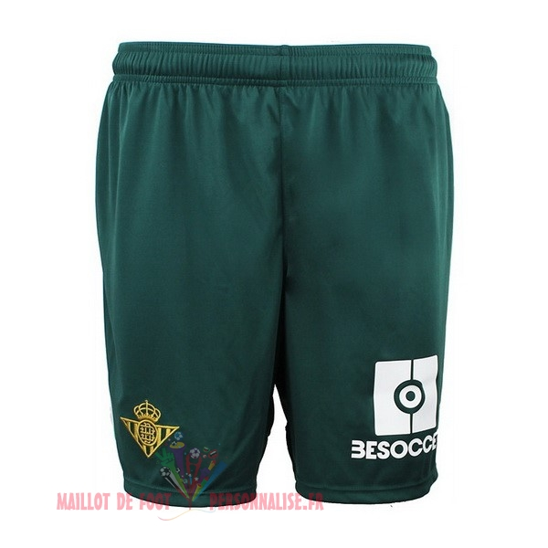 Maillot Om Pas Cher Kappa Exterieur Shorts Real Betis 2018-2019 Vert