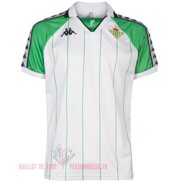 Maillot Om Pas Cher Kappa Maillot Real Betis Vintage 2018 2019 Blanc