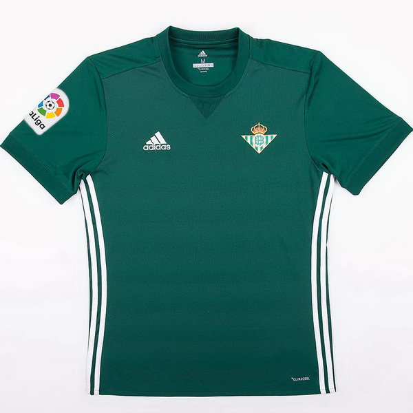 Maillot Om Pas Cher adidas Exterieur Maillots Real Betis 2017 2018 Vert