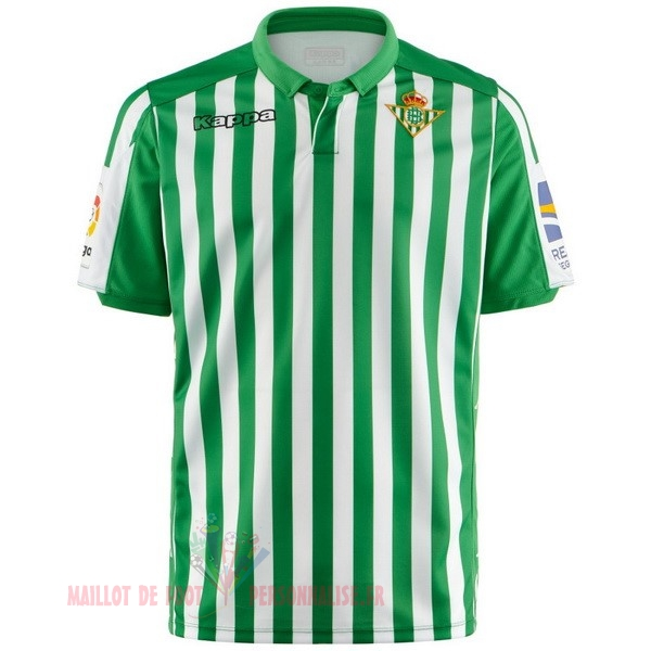 Maillot Om Pas Cher Kappa Domicile Maillot Real Betis 2019 2020 Vert
