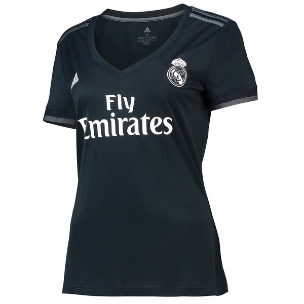 Maillot Om Pas Cher adidas Exterieur Maillots Femme Real Madrid 2018 2019 Noir
