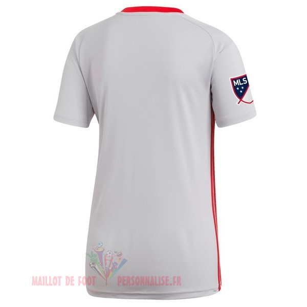 Maillot Om Pas Cher Adidas DomiChili Maillot Femme Red Bulls 2019 2020 Blanc