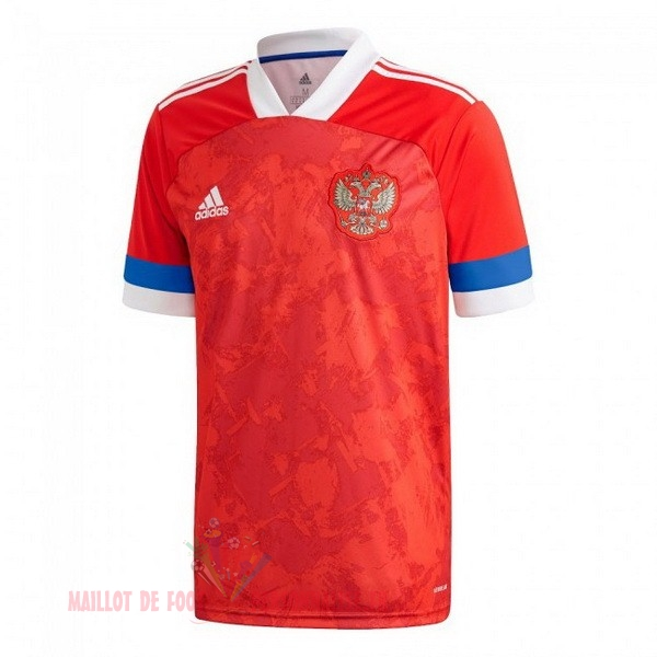 Maillot Om Pas Cher adidas Thailande Domicile Maillot Russie 2020 Rouge