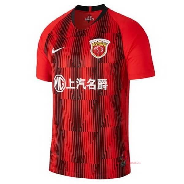 Maillot Om Pas Cher Nike Domicile Maillot SIPG 2020 2021 Rouge