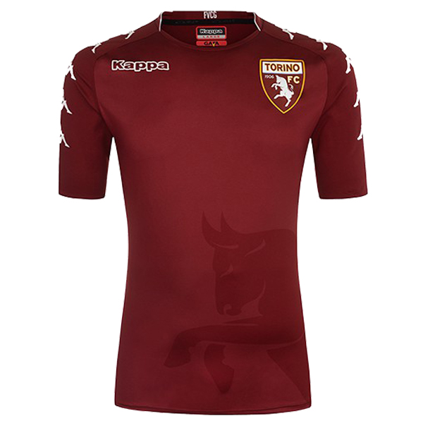 Maillot Om Pas Cher Kappa Domicile Maillots Torino 2017 2018 Rouge
