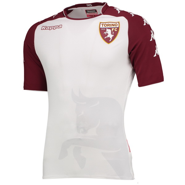 Maillot Om Pas Cher Kappa Exterieur Maillots Torino 2017 2018 Blanc