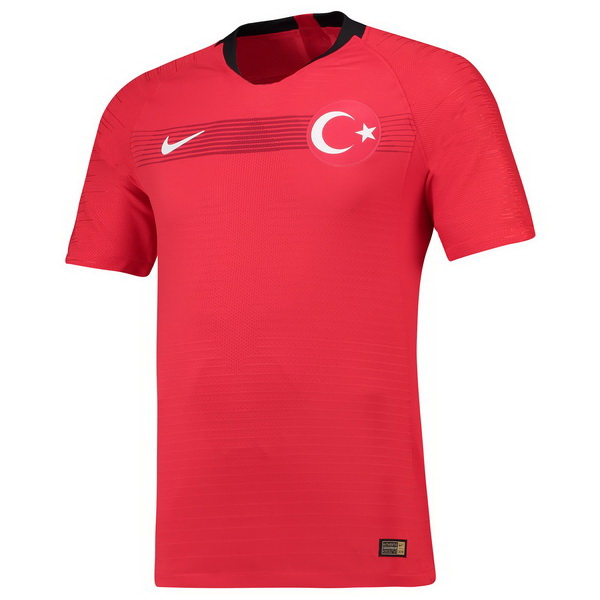 Maillot Om Pas Cher Nike Domicile Maillots Turquie 2018 Rouge