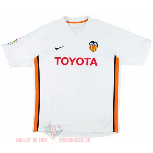 Maillot Om Pas Cher Nike Domicile Maillot Valence Rétro 2006 2007 Blanc