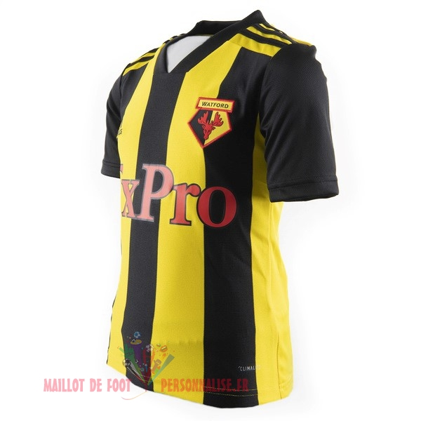 Maillot Om Pas Cher adidas Domicile Maillots Watford 2018-2019 Jaune